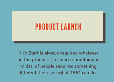 Product Launches & Events